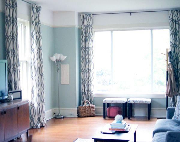west elm living rooms designer walls for room dining scribble curtains modern ...