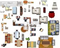 furniture plan view - Google Search | templates ...