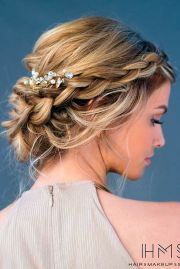 ideas party hairstyles