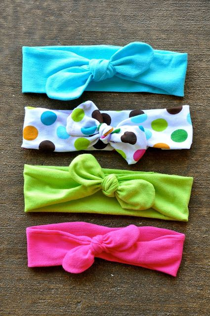 These are pretty cute and you can use up-cycled t-shirts, if you'd like.  Easy to understand instructions, just remember to make a