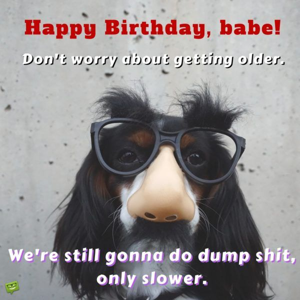 1000 Ideas About Funny Birthday Wishes On Pinterest