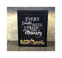 Wine Cork Holder Shadow Box - Wine Cork Display - Every ...