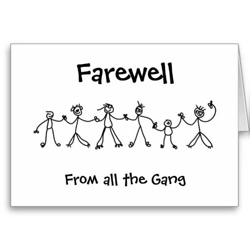 20 best images about CCFarewell/Going away on Pinterest