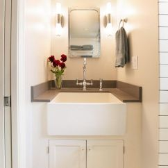 Oversized Kitchen Sinks Redesign My Small Bathroom Oak Vanity Sink 1920s Farmhouse - Google ...
