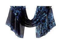 1000+ ideas about Chiffon Scarf on Pinterest | Silk ...