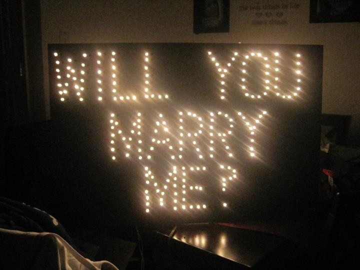 17 Best Images About Will You Marry Me ? On Pinterest