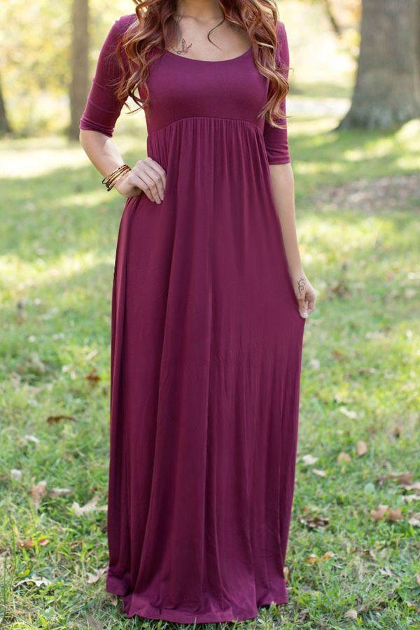 Best 25 Winter Maxi Dresses Ideas On Pinterest Long