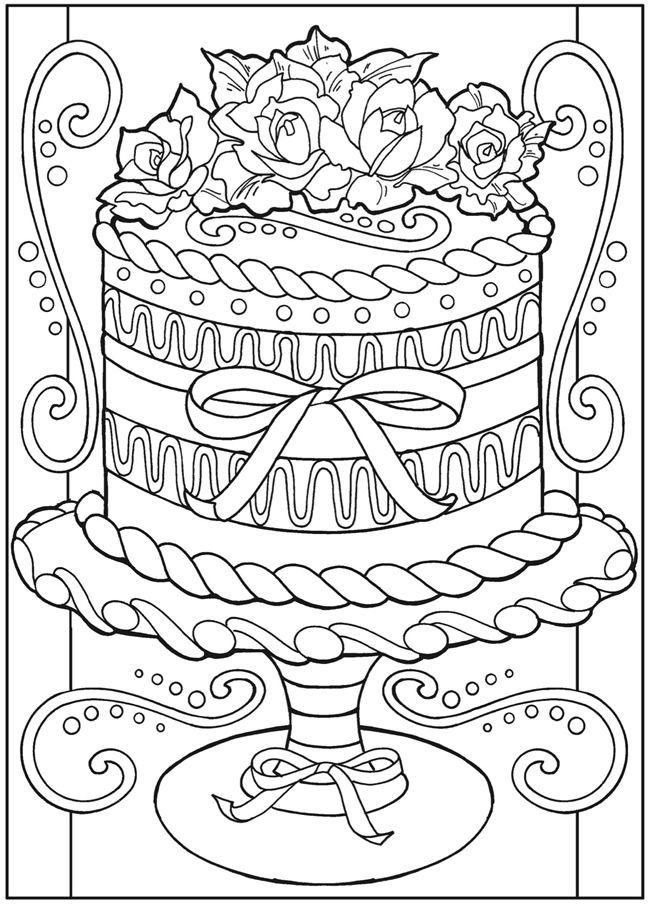 Top 25 ideas about Happy Birthday coloring pages on