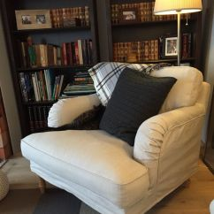 Fabric Living Room Chairs Carpet Tiles Ikea Stocksund Chair, Want! With A Comfy Footstool. Love ...