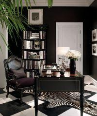 home office decorating ideas women   ... -lauren-black ...