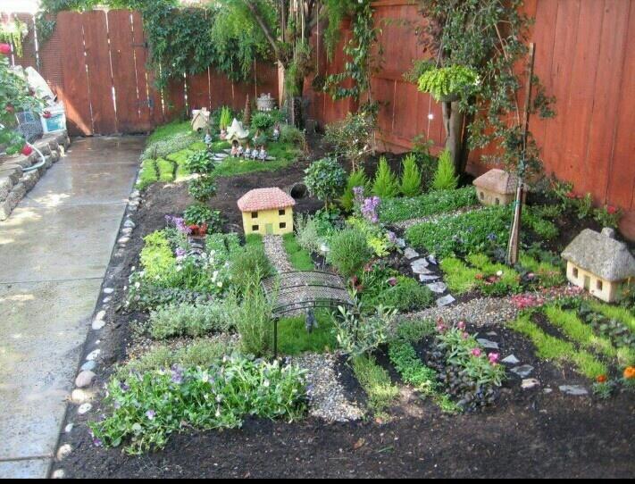 38 Best Images About Fairy Garden Ideas On Pinterest Fairies