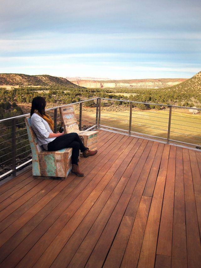 terrasse holzboden neue gelander fur terrasse und balkon aus holz, Gartengerate ideen