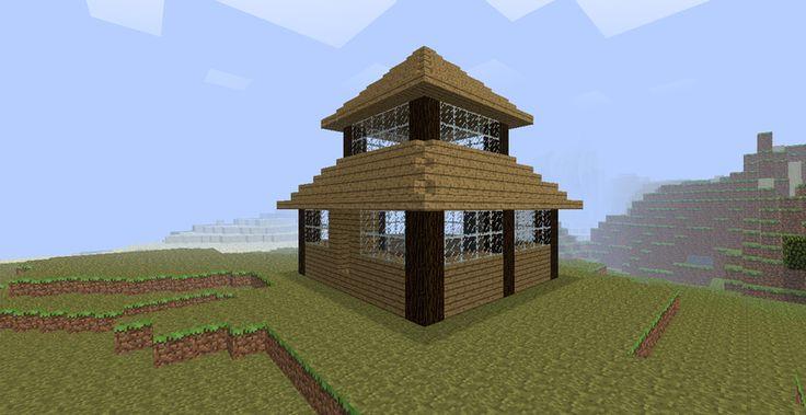 Simple Minecraft House Blueprints Google Search Minecraft