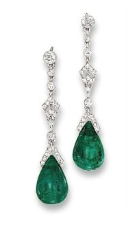 25+ Best Ideas about Emerald Earrings on Pinterest | Green ...