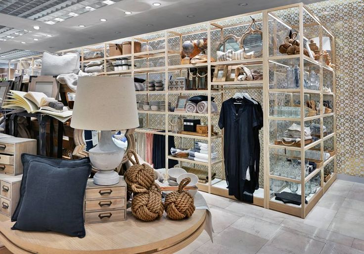 New Zara Home Store Milan, Interior Visual Merchandising, Table And Object Bays  Displays