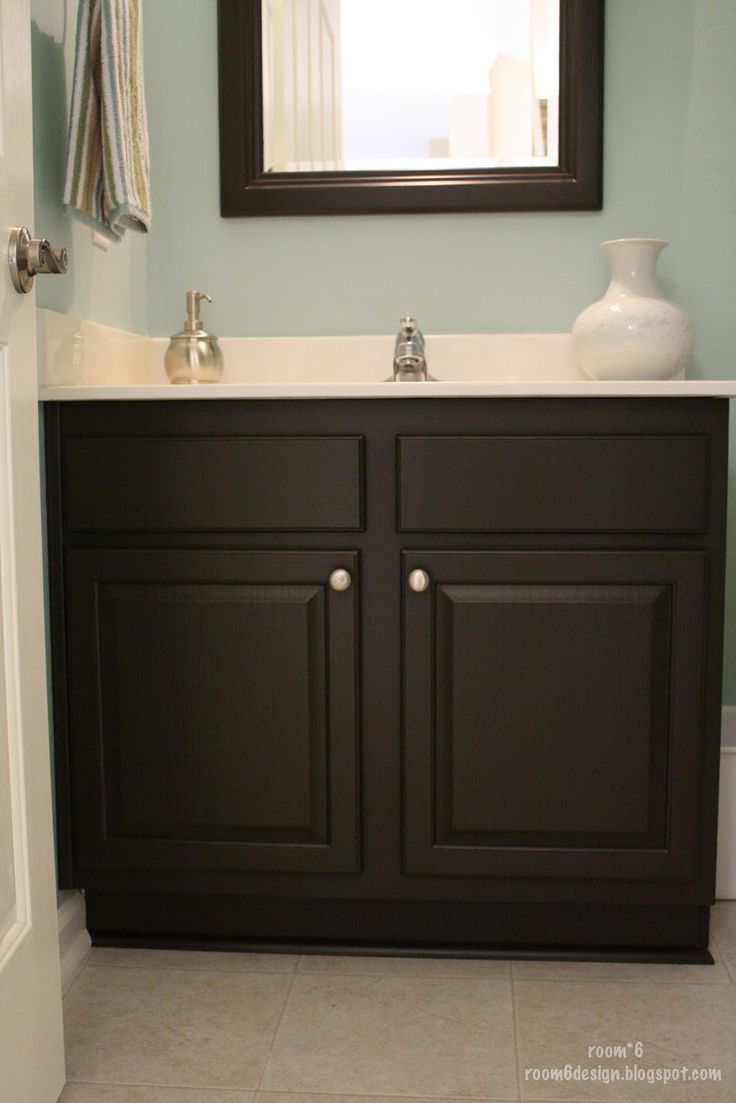 Best 20 Painting Bathroom Vanities ideas on Pinterest