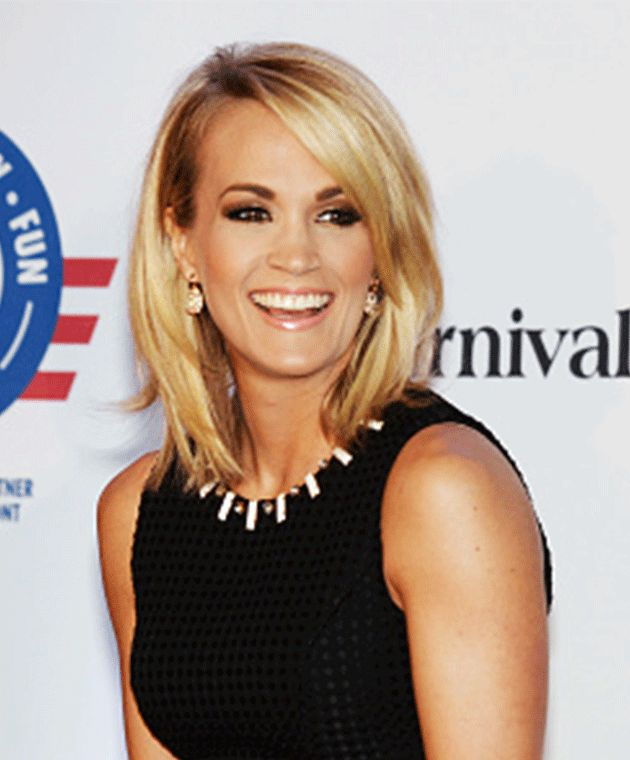25 Best Ideas About Carrie Underwood Haircut On Pinterest