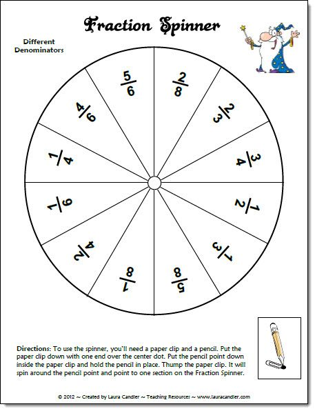 442 best images about Math Fractions, Decimals, & Percents