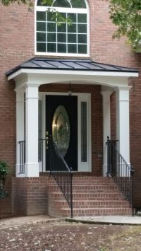 209 best images about Portico on Pinterest | Front porches ...