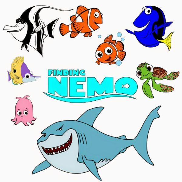 krafty nook disney's finding nemo