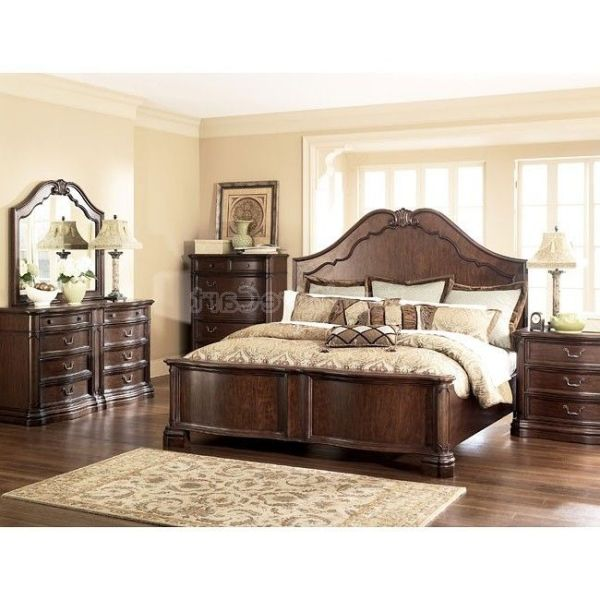 "master bedroom sets ashley furniture ashley furniture/bedroom sets | Download ""King Bedroom"