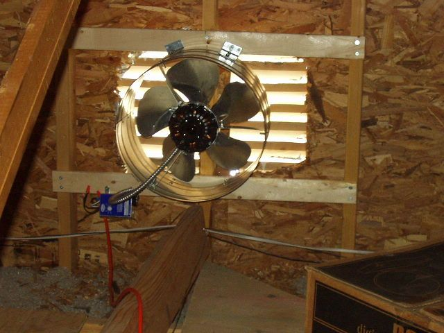 Attic Fans To Vent Or Not To Vent Green Dc Daily