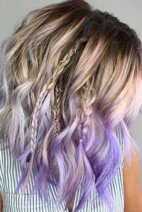 Colored Tips On Dirty Blonde Hair | www.pixshark.com ...