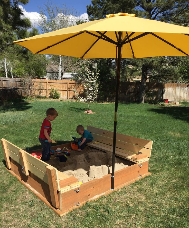 The 25+ best Sandbox diy ideas on Pinterest