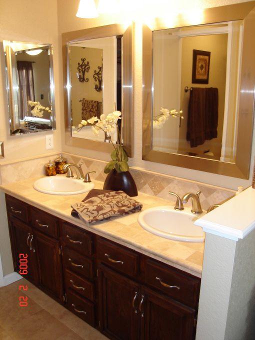 spa like bathroom designs  Our Spa Like Master Bath This