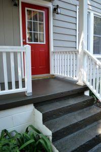 Best 25+ Painted concrete porch ideas on Pinterest