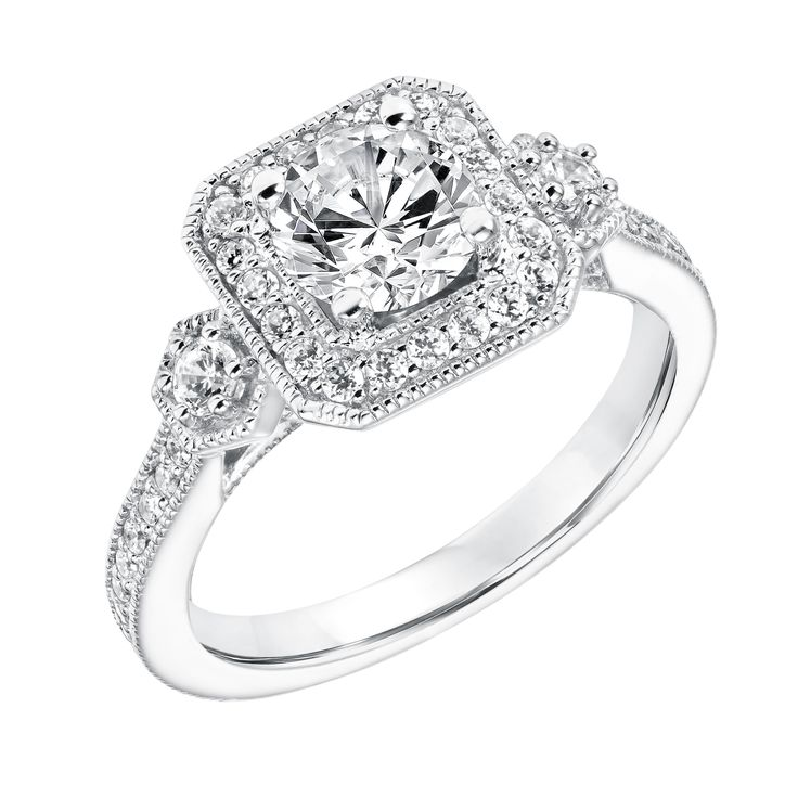 73 best images about Diamond Engagement Rings on Pinterest