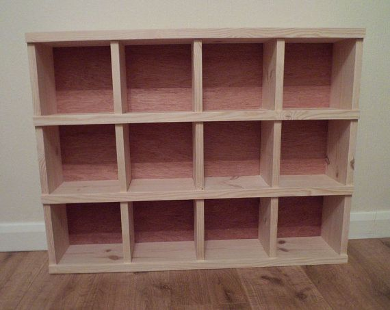 ... unit cubby hole shelf handmade wooden pigeon hole storage unit cubby