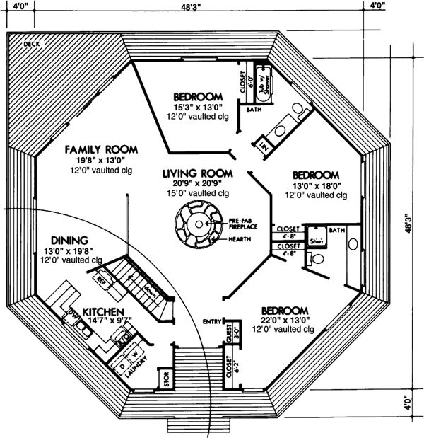 25 best ideas about Octagon house on Pinterest  Yurt house Yurt home and Yurt living