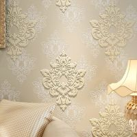 17 Best ideas about Damask Wallpaper on Pinterest | Gold ...