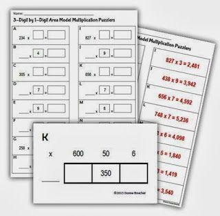 Math Coach's Corner Alternate Strategies for Multi-Digit