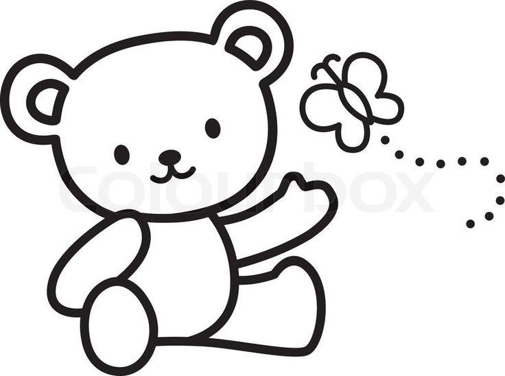 25+ best ideas about Teddy Bear Tattoos on Pinterest