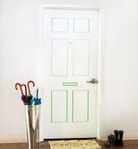 1000+ ideas about Washi Tape Door on Pinterest
