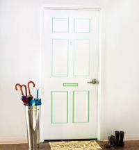 1000+ ideas about Washi Tape Door on Pinterest | Bedroom ...
