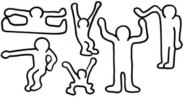 17 beste afbeeldingen over Keith Haring op Pinterest