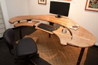 Custom Computer Desk | Products I Love | Pinterest ...