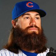 of baseball beards