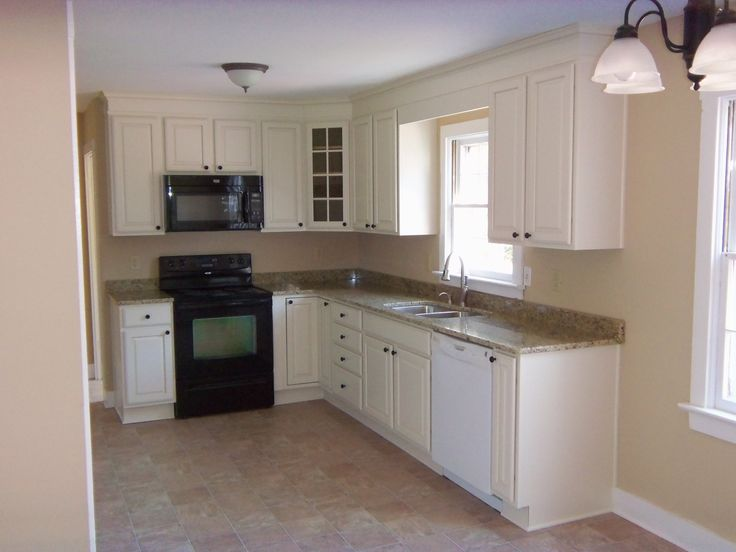 25 Best Ideas About Small L Shaped Kitchens On Pinterest L