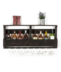 17 Best ideas about Pallet Wine Holders on Pinterest