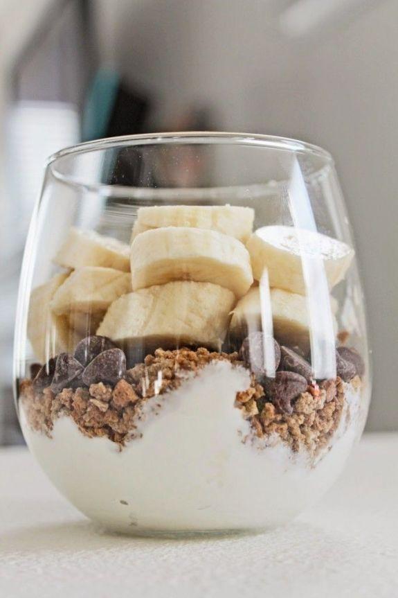 Quick Healthy Breakfast Greek Yogurt Parfait | Best Brunch Seattle: