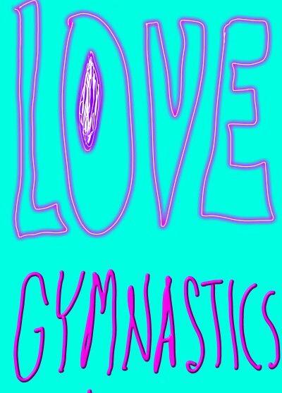Best 25 Gymnastics Wallpaper Ideas On