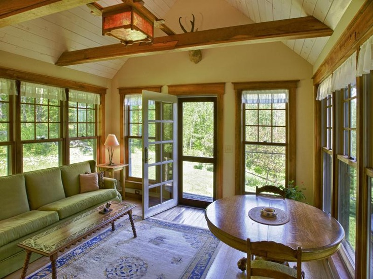 17 Best Images About Sunrooms And Glassed In Patios On