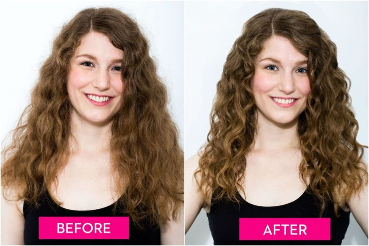 How to get perfect curls using a diffuser diffusers
