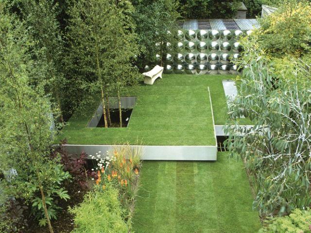 Modern Tropical Garden Hardscape Ideas Garden Pinterest