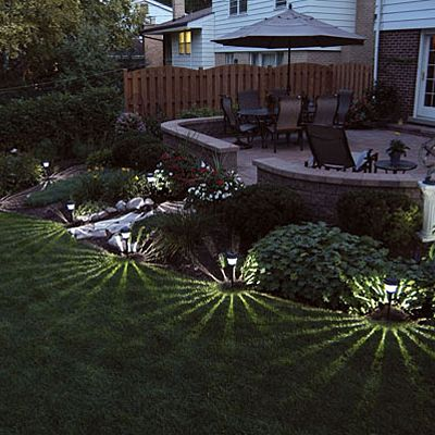 109 Best Images About Outdoor Lighting On Pinterest Battery