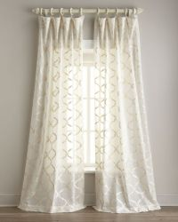 9 best images about Sheer curtains for delicate lights and ...